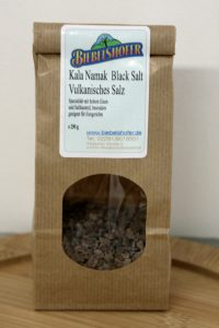 kala namak black salt